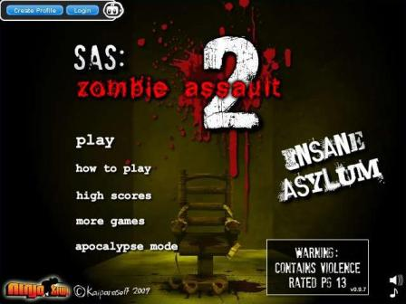 SAS Zombie Assault2 IA
