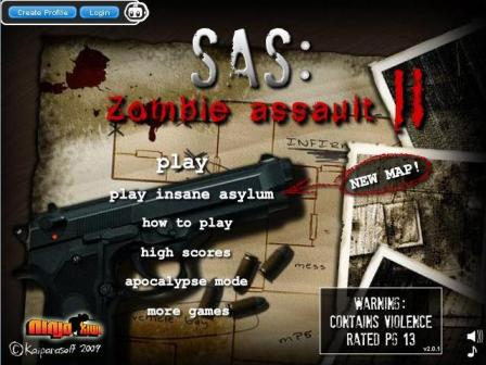SAS Zombie Assault2
