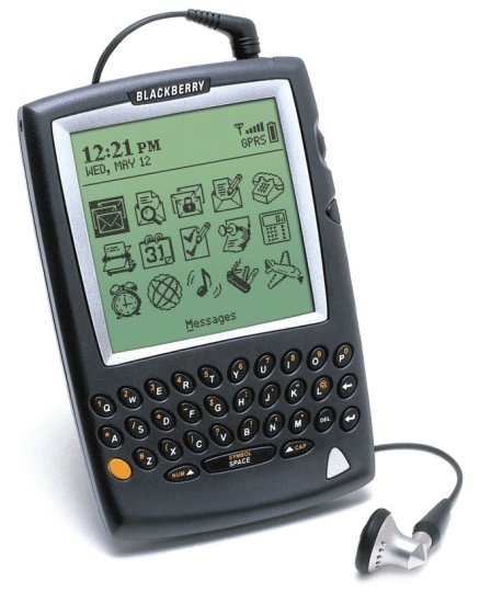 BlackBerry5810
