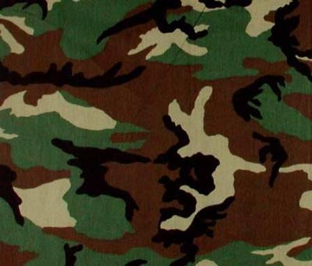 WOODLAND - U.S. ARMY Woodland