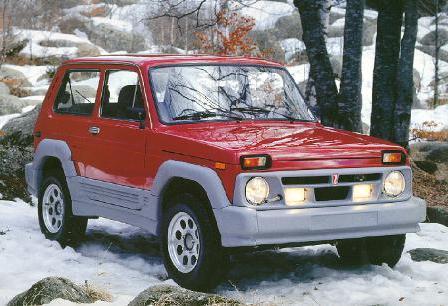 Autovaz 214 4x4 (Lada Niva)