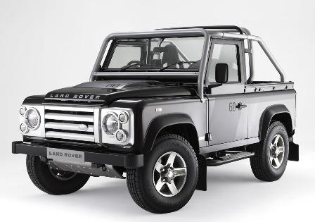 Land Rover Defender 60 Aniversario