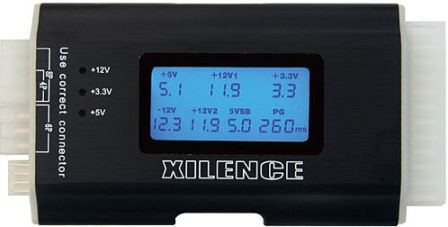 Tester LCD