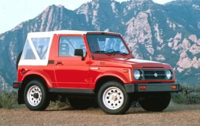 Suzuki Samurai Serie Sj Un Todo Terreno Hist 243 Rico De
